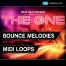 House Midi Loops, Melbourne Bounce Melodies, EDM MIDI Loops