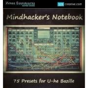 u-he Bazille presets, psychedelic music presets, psytrance presets, horror sound presets