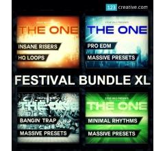 Festival Bundle XL - Massive presets & HQ Loops