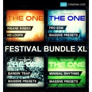 Festival Bundle XL - Massive presets & HQ Loops