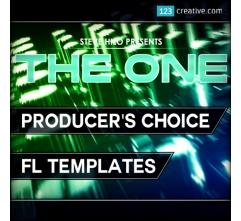 Producer\'s Choice - 6 FL Studio 12 templates