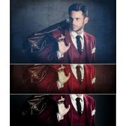 professional image looks, Photoshop Photo Effects, easy image processing, easy photo processing