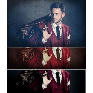 13 Professional Photo Looks - Photoshop Photo Effects