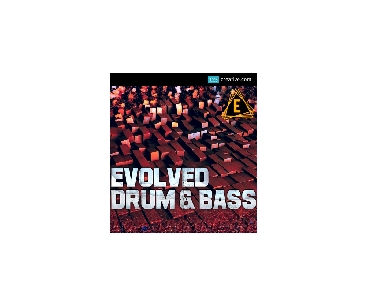 Evolved Drum and Bass Sample pack - download DnB loops and Drum ...