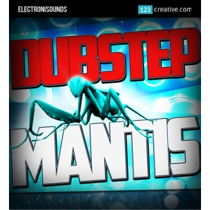 Dubstep Mantis (Dubstep Loops, Construction kit, One-shots, Sylenth1 presets)