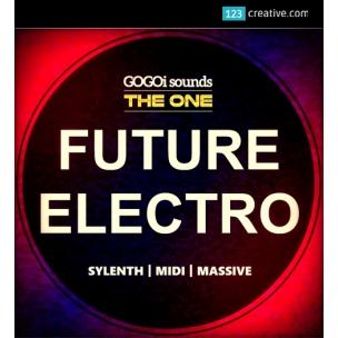 Future Electro Pack (Massive presets, Sylenth1 presets, MIDI Loops)