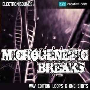 Microgenetic Breaks - WAV Loops and One-shots
