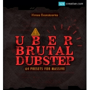 Dubstep presets for NI Massive, heavy dubstep patches, Skrillex sound presets