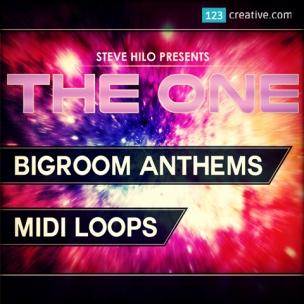 Bigroom Anthems - Midi Loops