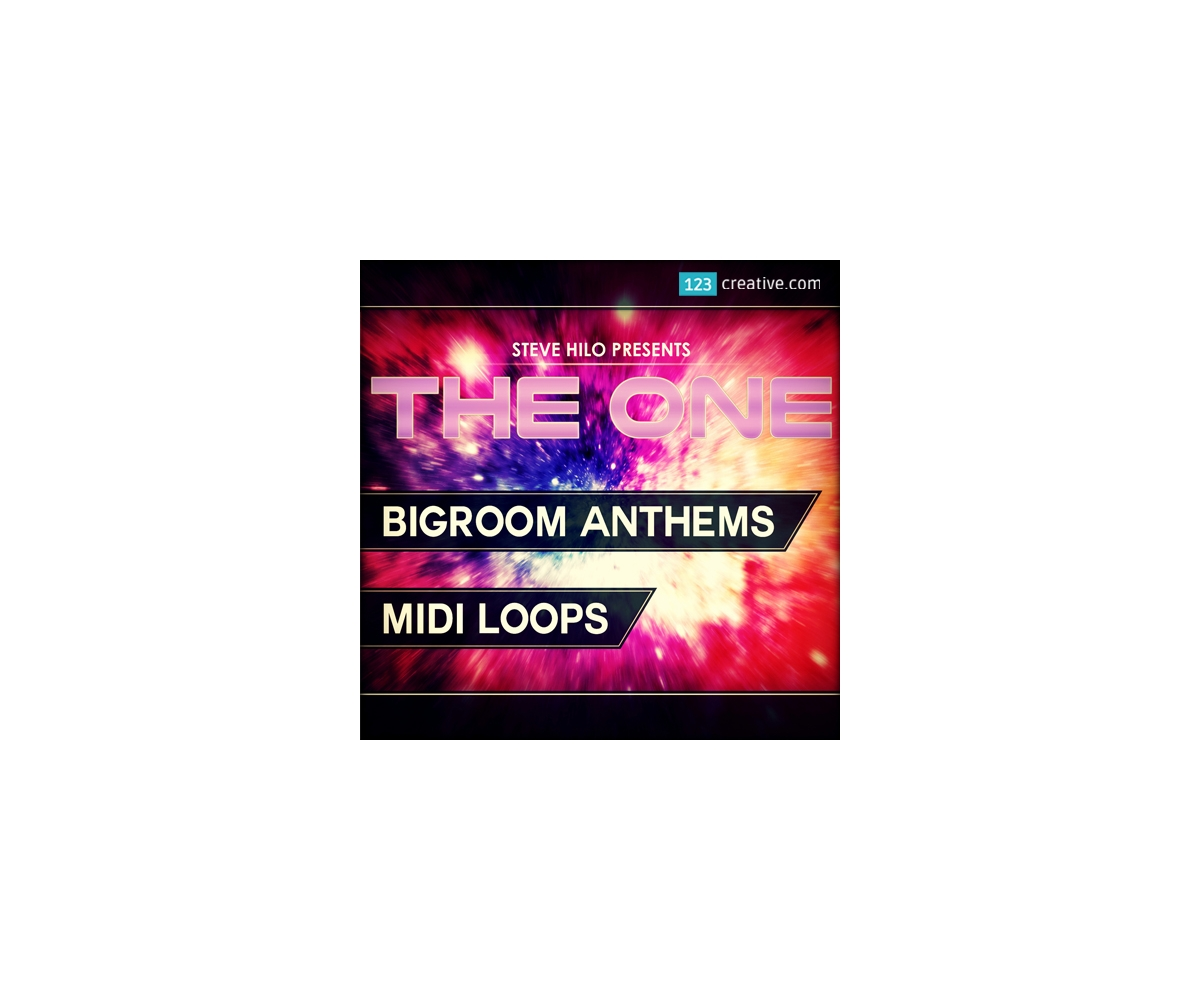 Bigroom house midi loops break and drop melodies for House music midi