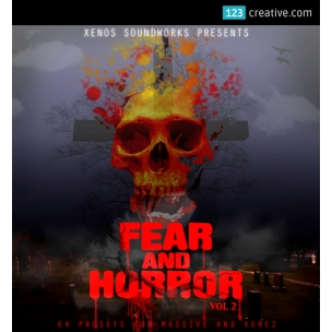 Fear and Horror Vol.2 - scary presets for NI Massive