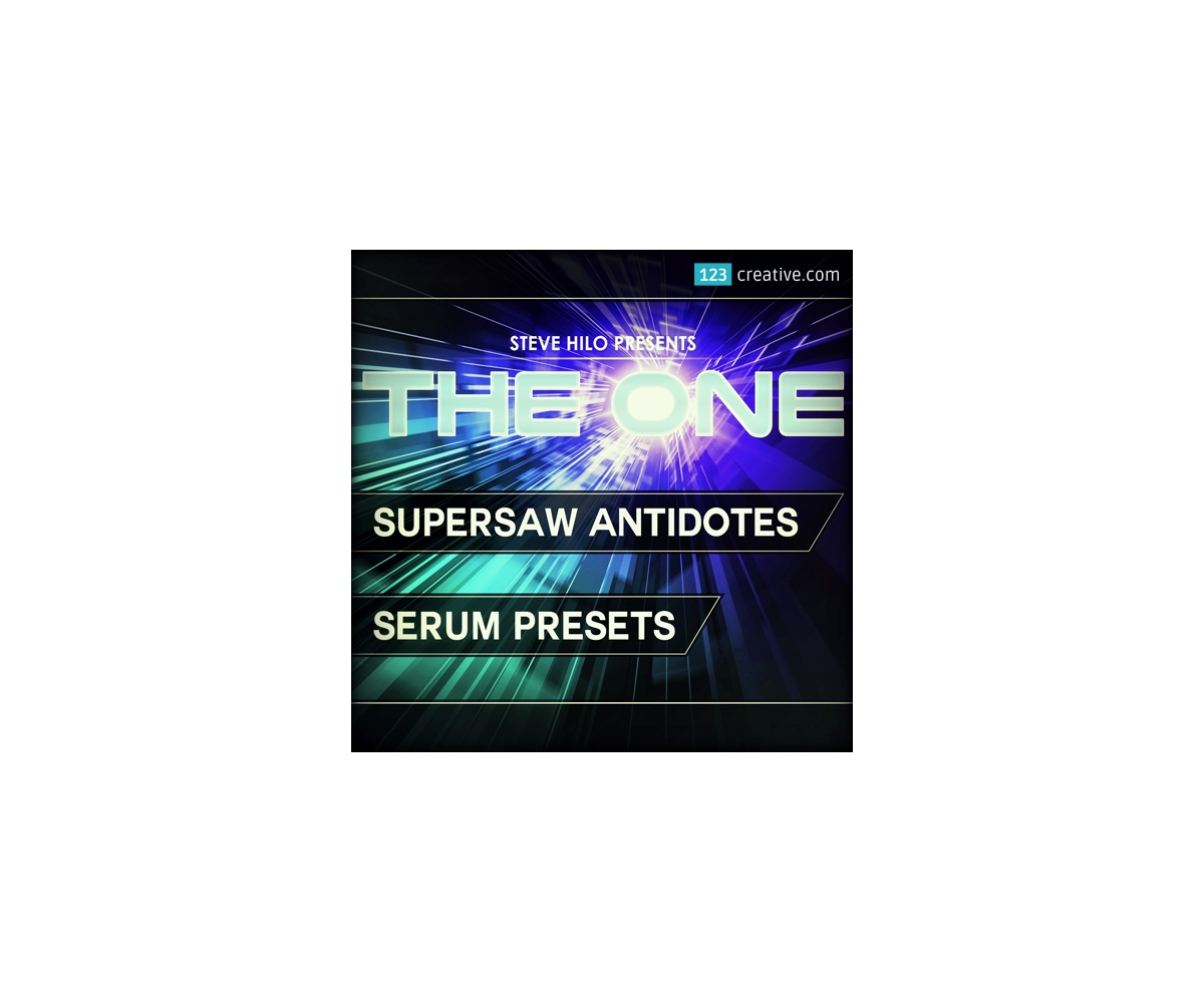 EDM Serum presets - Supersaw Antidotes  House, Trance, Trap, Dubstep