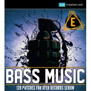 Bass Music presets for Serum