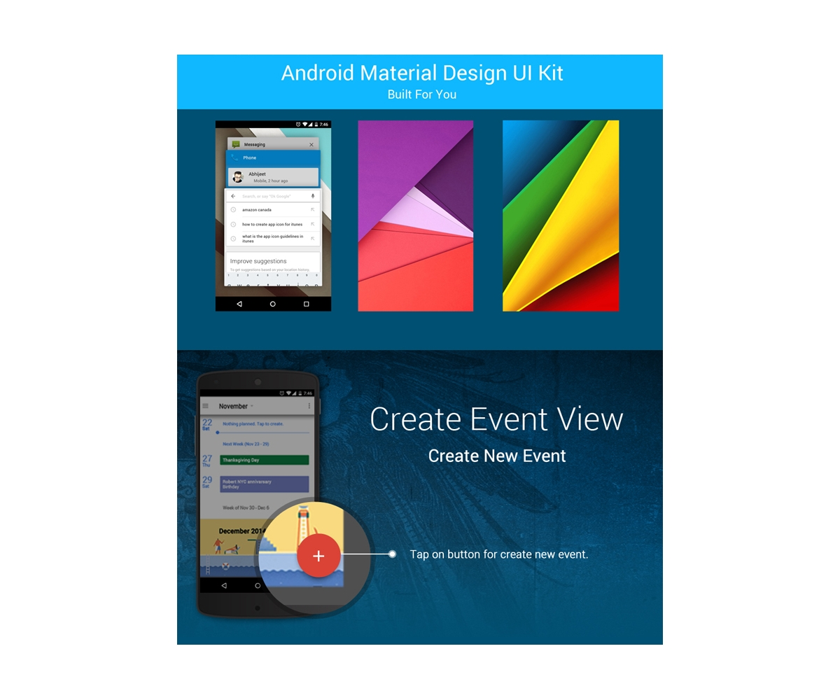 Android Ui Kit Free Download Android User Interface For