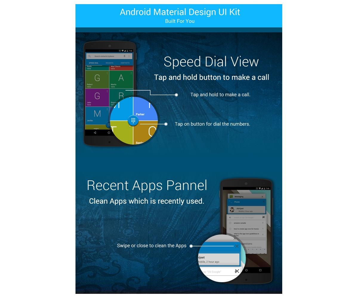 Android UI Kit Free Download