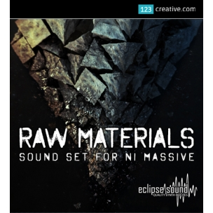 Raw Materials Soundset for NI Massive