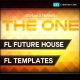Future House FL Studio Template, FL studio project template House, Deep House FL Studio template