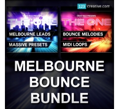 Melbourne Bounce Bundle - Massive presets & Midi Loops