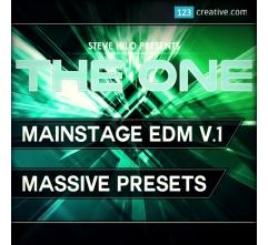 Mainstage EDM Vol. 1 presets for NI Massive