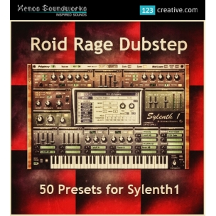 Roid Rage Dubstep presets for Sylenth1