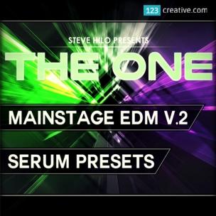 Mainstage EDM Vol  2 presets for Serum synth - 123creative com