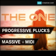 Progressive Plucks presets for NI Massive + Midi Loops