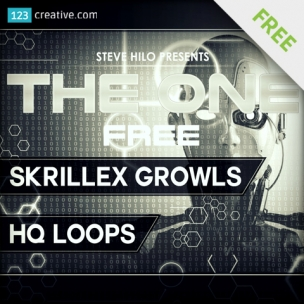 FREE Bass Loops Growls inspired by Skrillex