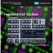 techno Massive presets, techno preset bank Massive, NI Massive trance presets, Trance preset bank Massive