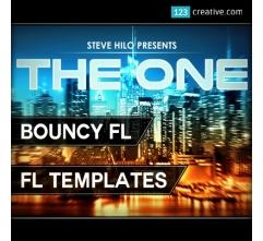 Bouncy FL - Template for FL Studio 12