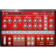 Red Dragon 2 - VSTi synthesizer
