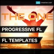 Progressive FL - Template for FL Studio 12