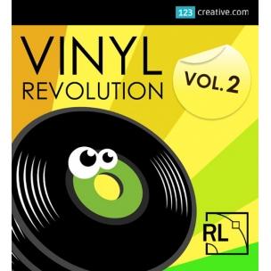 Vinyl Revolution Vol.2 - Drum Samples