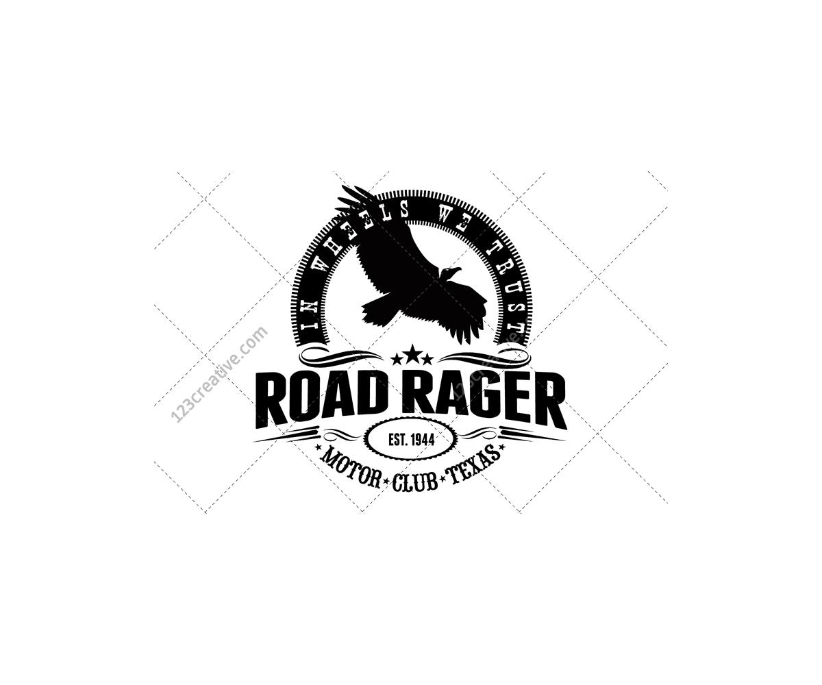 grunge logo design badges customizable logo templates psd vintage retro hipster badges. Black Bedroom Furniture Sets. Home Design Ideas