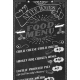 retro chalkboard menu template, restaurant menu template, chalboard restaurant menu psd