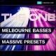 Electro House Bass presets Massive, Bigroom House presets Massive, Electro House soundbank Massive