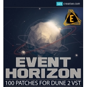 New Dune 2 presets, New soundbank for Synapse Audio Dune 2, Dune 2 patches and wavetables
