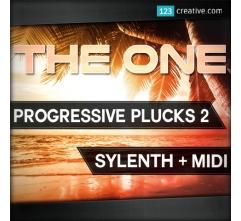 Progressive Plucks presets for Sylenth1 + Midi Loops