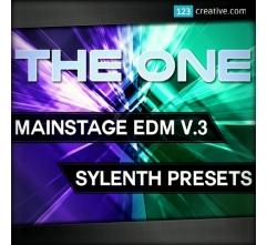 Mainstage EDM Vol. 3 presets for Sylenth1