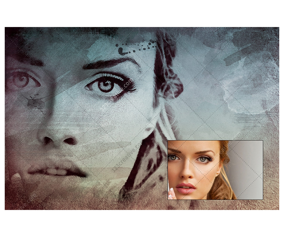 how to add effects to images in photoshop