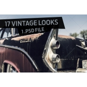 vintage photo looks in photoshop, vintage effect in photoshop