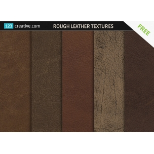 FREE Rough leather textures (high resolution)