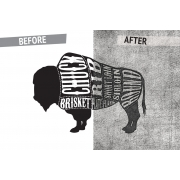 vintage text press effect in photoshop, vintage press effect texture, vintage vector press effect in photoshop