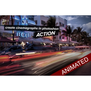 Animated GIF image - create Cinemagraph in Photoshop