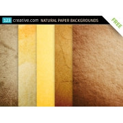 FREE Natural paper backgounds, old paper textures free