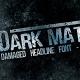 Dark Matter - font