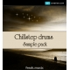 Chillstep drums sample pack, chillout percussion loops, chillout kick drums