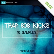 free 808 kick samples, free trap 808 kicks, 808 sound pack free