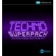 techno sample pack, deep techno samples,  melodic synth loops, techno drum kicks