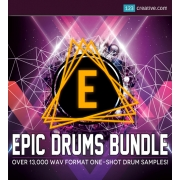 Epic drum samples electronic percussion