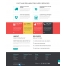 ecommerce flat ui kit, ecommerce websites design inspiration